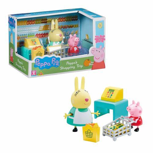 Peppa Pig - Peppa's Shopping Trip Playset - TOYBOX Toy Shop