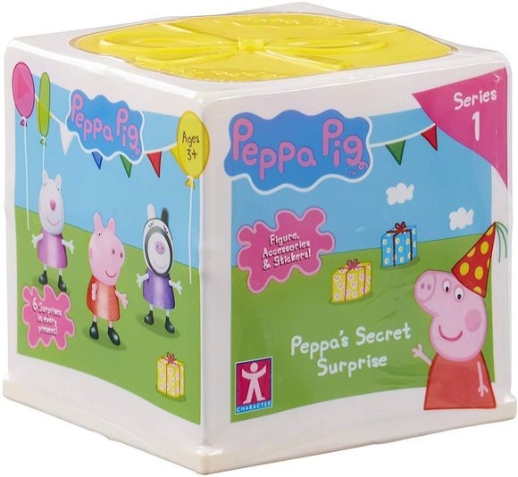 Peppa Pig Secret Surprise Series 1 - TOYBOX Toy Shop