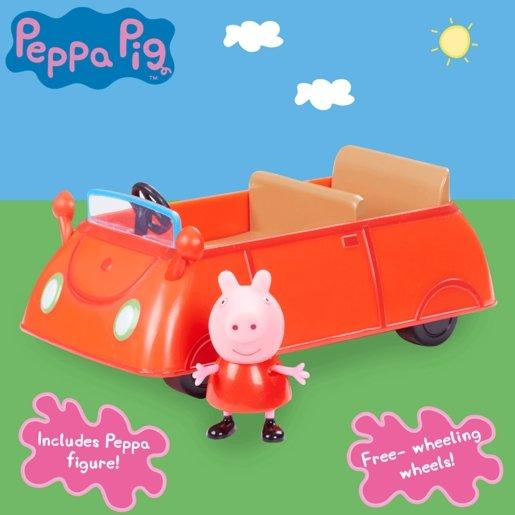 Peppa Pig Vehicle - Family Car - TOYBOX Toy Shop