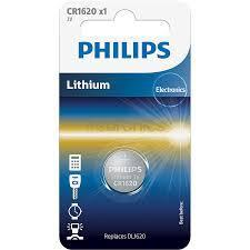 Philips Lithium 3V Button Cell CR2016 Battery - TOYBOX Cyprus