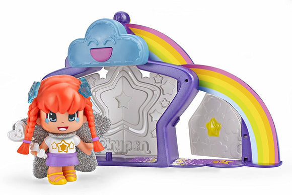 PINYPON Magic Star - Door to the Fantasy World Playset Playset Pinypon