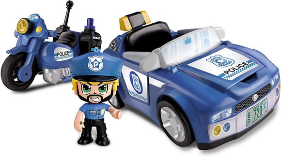 PINYPON Vehicle Police Car Cars Pinypon