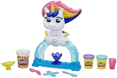 Play-Doh Tootie The Unicorn Ice Cream Set with 3 Non-Toxic Colors - TOYBOX Toy Shop