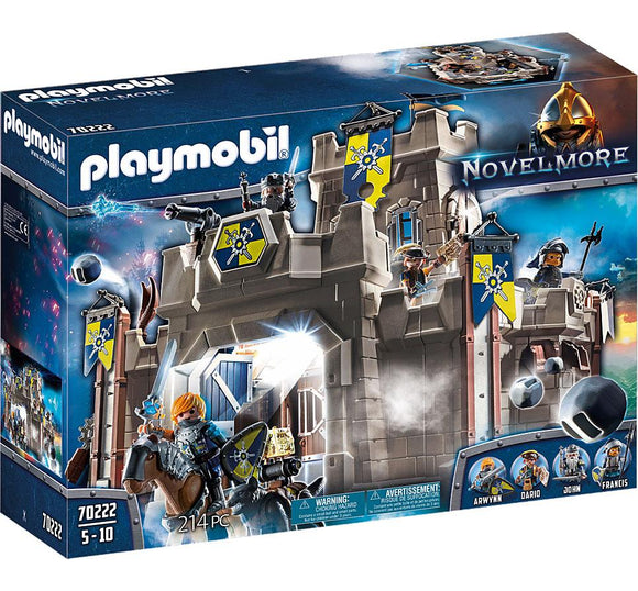 Playmobil 70222 Novelmore Fortress Playset - TOYBOX Toy Shop