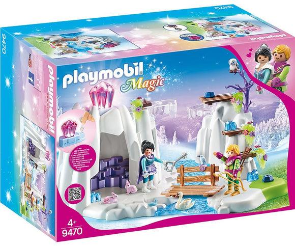 Playmobil 9470 Crystal Diamond Hideout Playset - TOYBOX Toy Shop