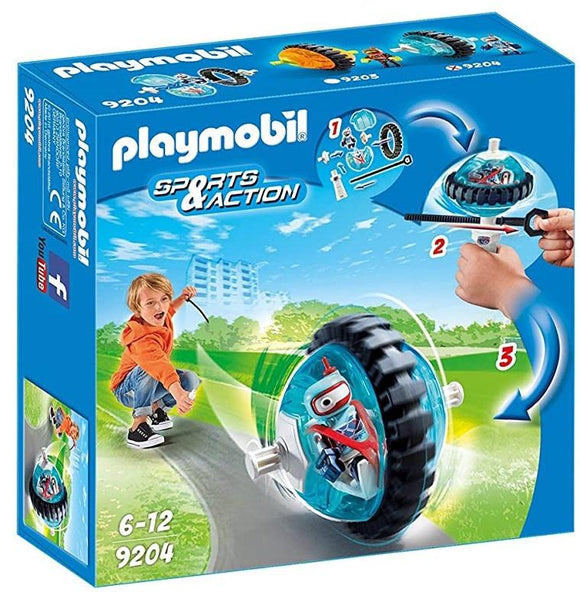 PLAYMOBIL Sports & Action Speed Roller