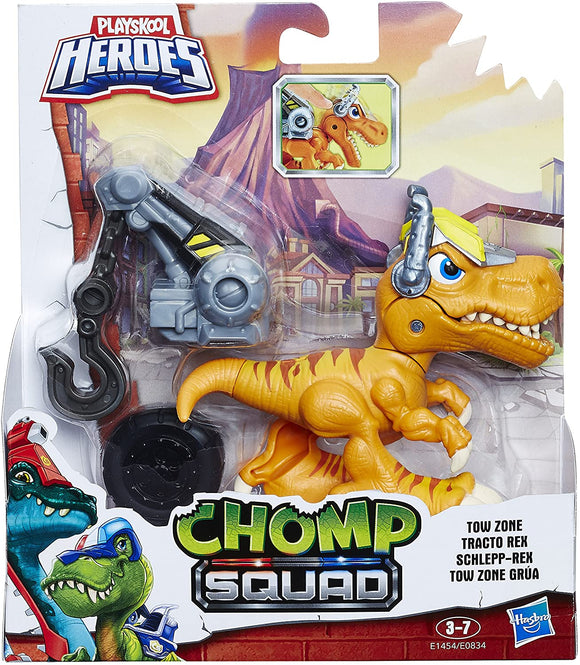 Playskool Heroes Chomp Squad Tow Zone - TOYBOX Toy Shop