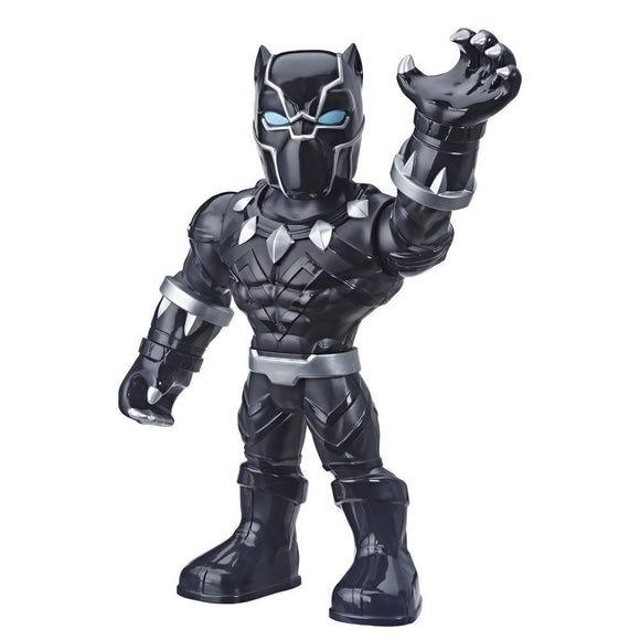 Playskool Heroes Marvel Super Hero Adventures Mega Mighties Black Panther - TOYBOX Toy Shop