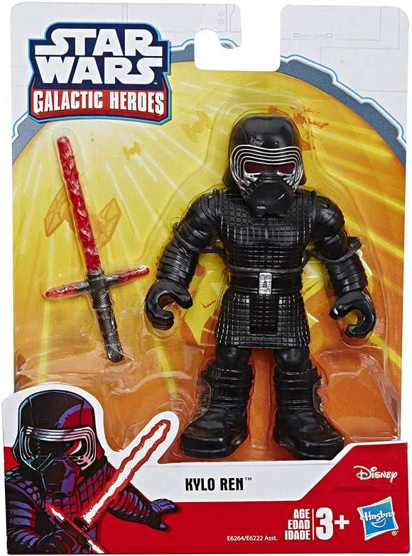 Playskool Heroes Star Wars Galactic Heroes 5-Inch Kylo Ren Action Figure - TOYBOX Toy Shop
