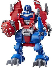 Playskool Heroes Transformers Rescue Bots Knight Watch Optimus Prime - TOYBOX Toy Shop