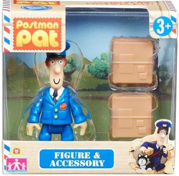 Postman Pat Figure And Accessory Pack - TOYBOX Toy Shop