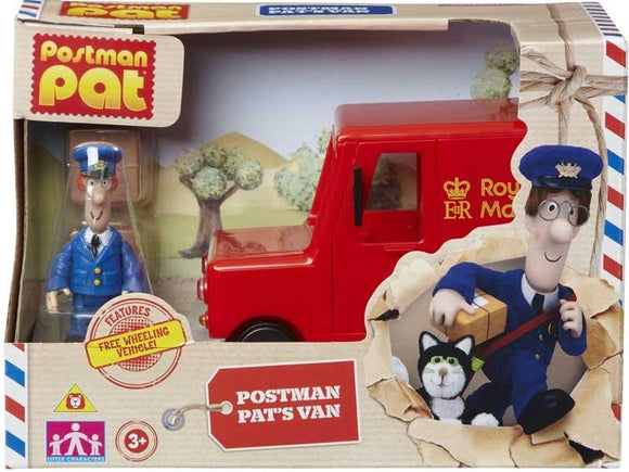Postman Pat Vehicles Assorted - TOYBOX Toy Shop