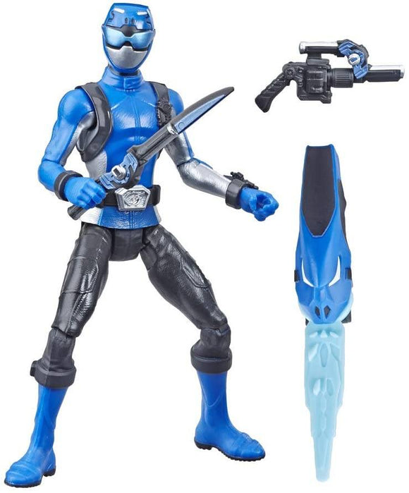 Power Rangers Beast Morphers Blue Ranger 6-inch Action Figure - TOYBOX Toy Shop