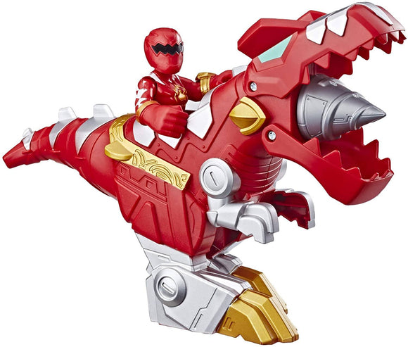 Power Rangers Playskool Heroes Red Ranger & T-Rex Zord 2-Pack - TOYBOX Toy Shop