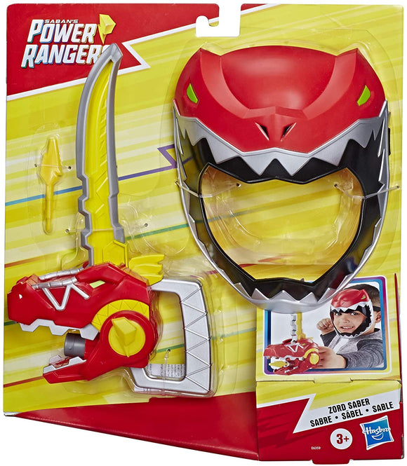 Power Rangers Playskool Heroes Zord Saber Mask with Sword Accessory - TOYBOX Toy Shop
