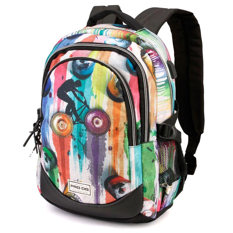 Pro DG Graffiti adaptable backpack 44cm - TOYBOX Cyprus