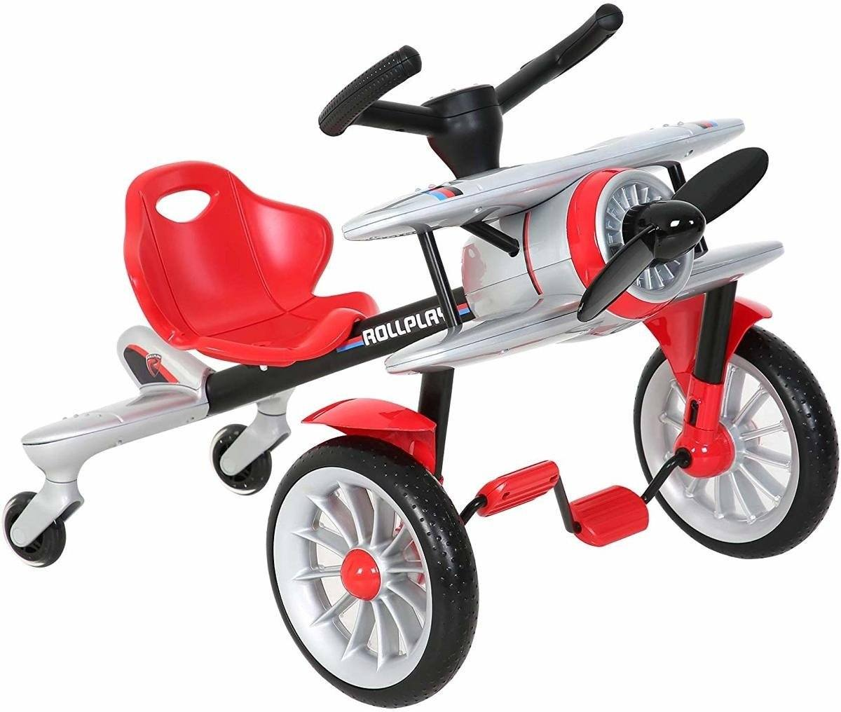 ROLLPLAY Germany Planado Pedal-Powered Go Kart - TOYBOX Toy Shop