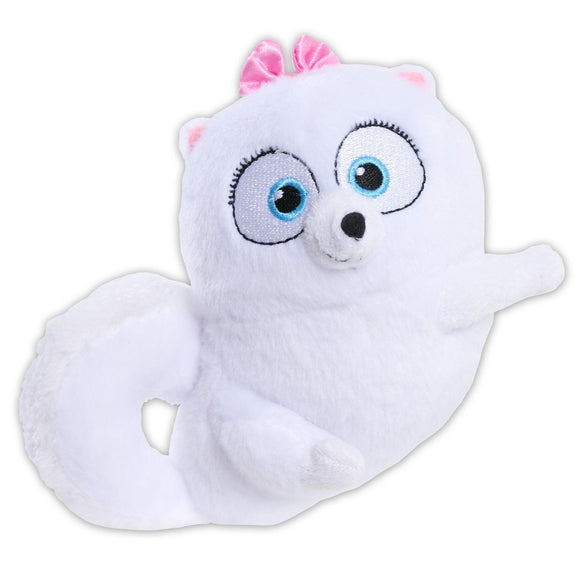 Secret Life Of Pets 2 Chat & Hang Plush - Gidget - TOYBOX Toy Shop