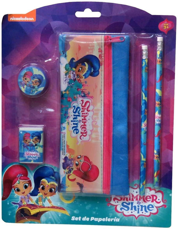 Shimmer and Shine Stationery Set GS-406-SS - TOYBOX Toy Shop