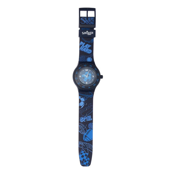 Smiggle Mesh Watch for Boys Colour Navy - TOYBOX Toy Shop