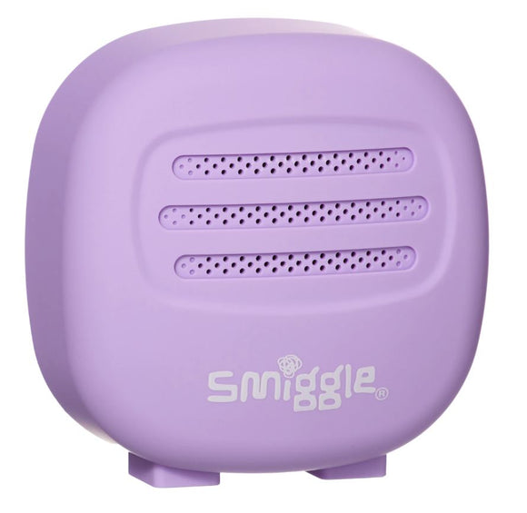 Smiggle Play Bluetooth Speaker Lilac - TOYBOX Toy Shop