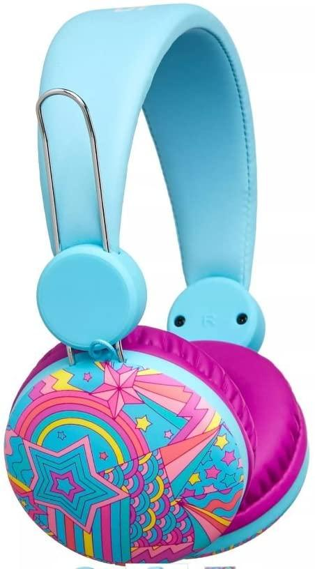 Smiggle Snaps Play Headphones - Blue Electronics SMIGGLE