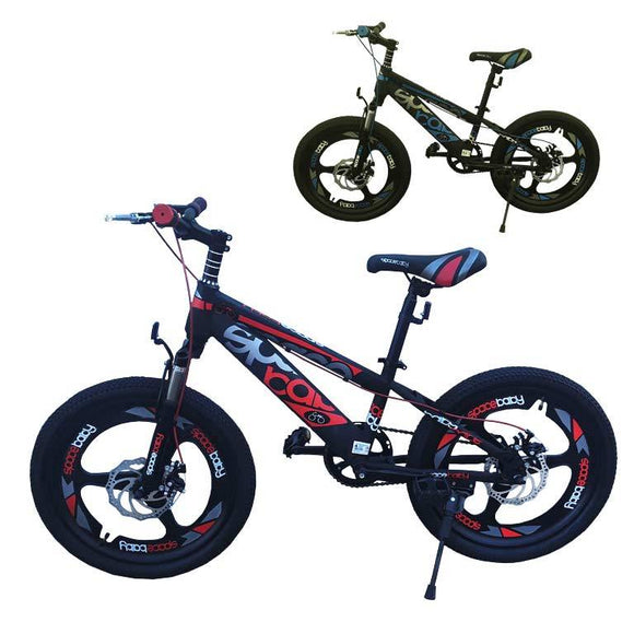Spacebaby 20-inch BMX Bicycle - Blue - TOYBOX Toy Shop