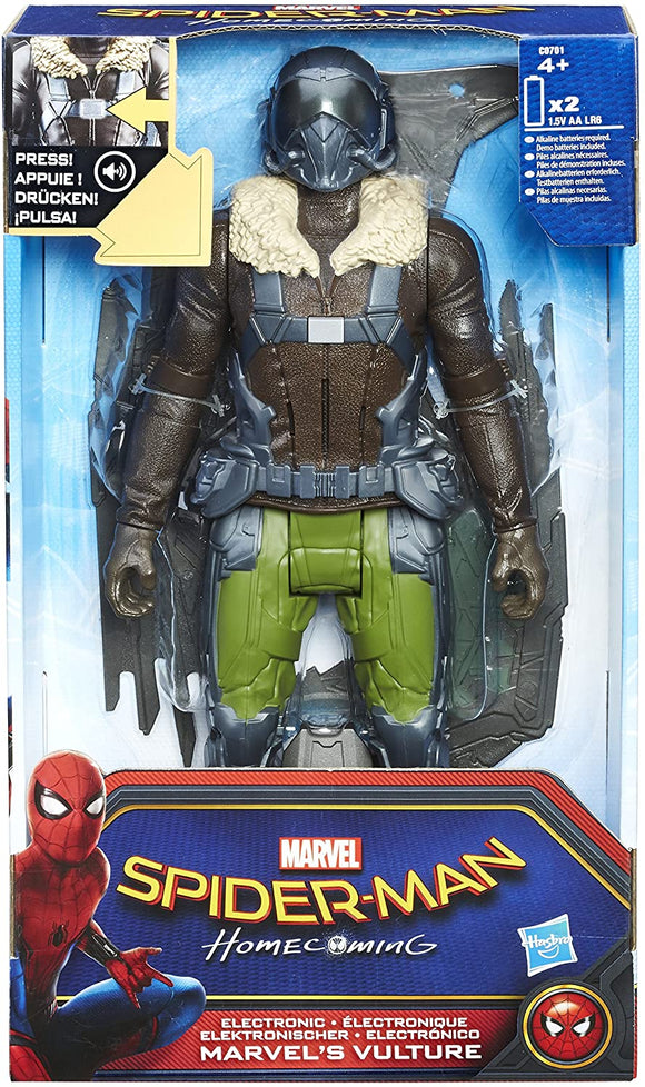 Spider-Man Homecoming Electronic Marvel's Vulture - TOYBOX Cyprus