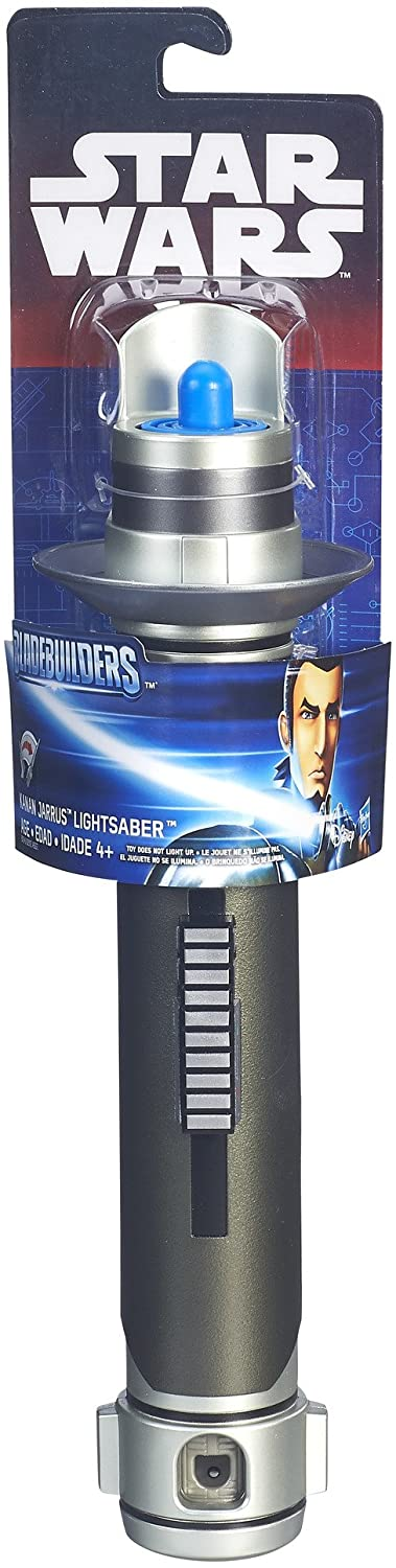 Star Wars BladeBuilders Extendable Lightsaber - TOYBOX Toy Shop