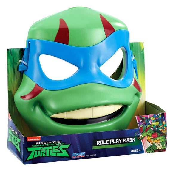 Teenage Mutant Ninja Turtles The Rise of the Teenage Mutant Ninja Turtles Leo Role Play Mask - TOYBOX Toy Shop
