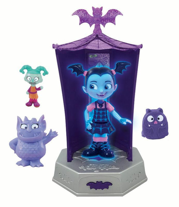 Vampirina 78021 Glowtastic Friends Set Playset Vampirina