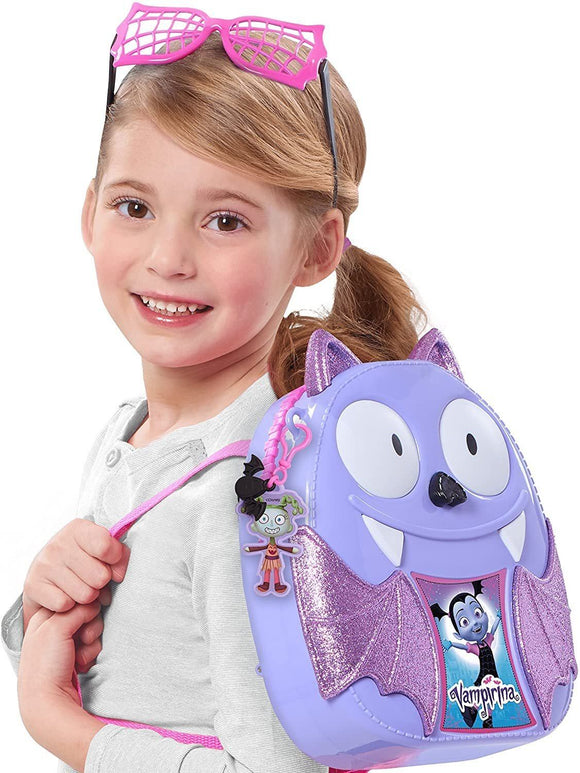 Vampirina JPL78075 Boo-Tastic Backpack Set Playset Vampirina