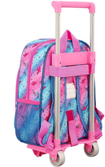 Vampririna Official Children's Backpack with Safta 705 Trolley - TOYBOX Toy Shop