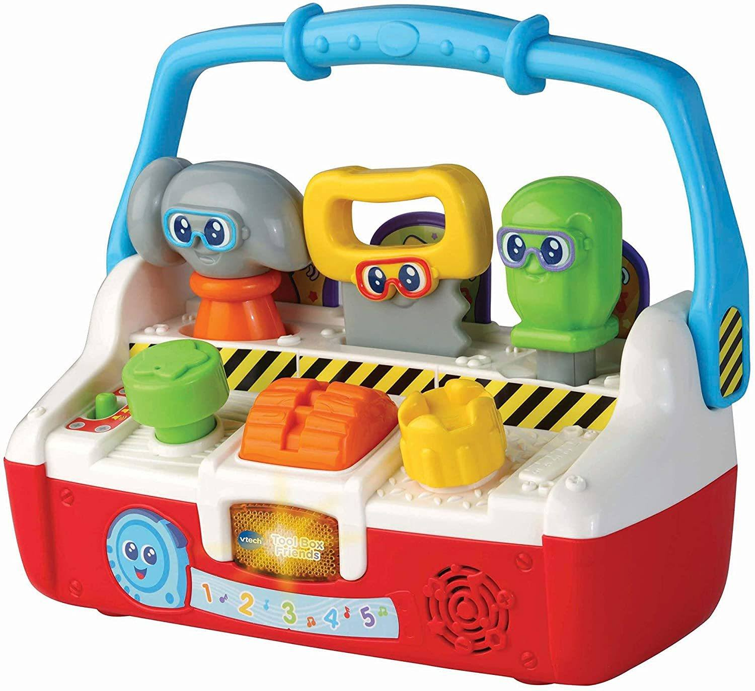 VTech Tool Box Friends Baby Musical Toy - TOYBOX Toy Shop
