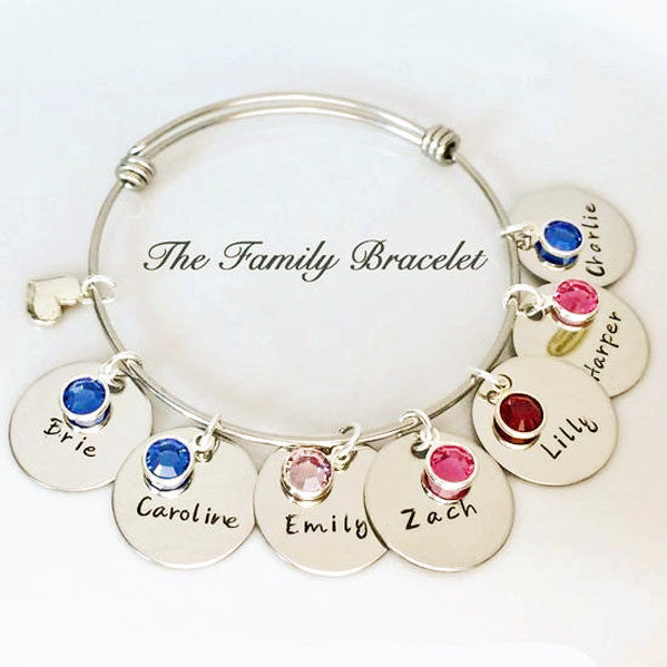 Expandable Family Bracelet