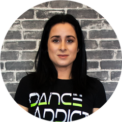 Melissa Vargo Dance Addiction Instructor
