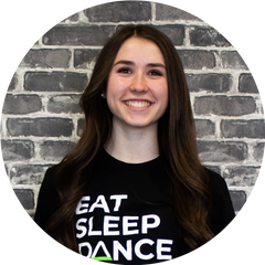 Natalie Belingheri Dance Addiction Instructor