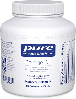 PEBOG1 Borage Oil 180 C