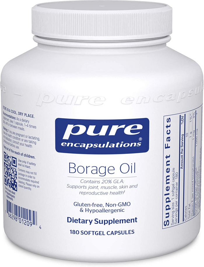 Borage Oil 180 C
