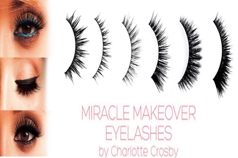Miracle Makeover Eyelashes