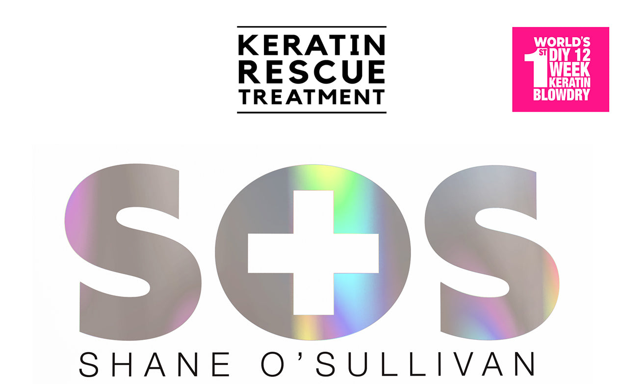 SOS Keratin Rescue Treatment by Shane O'Sullivan