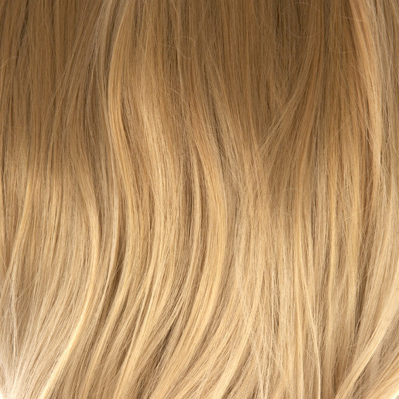 THE CATWALK Fishtail Braid - Ombre Blonde (Blonde to caramel)