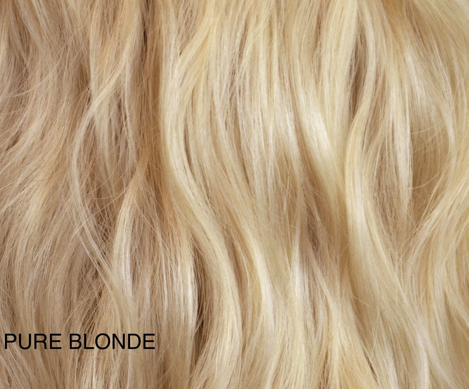 "Charlotte's Miracle Makeover HD Fibre Hair Extensions - 14"" / 22"" - Pure Blonde (1319149437008)"