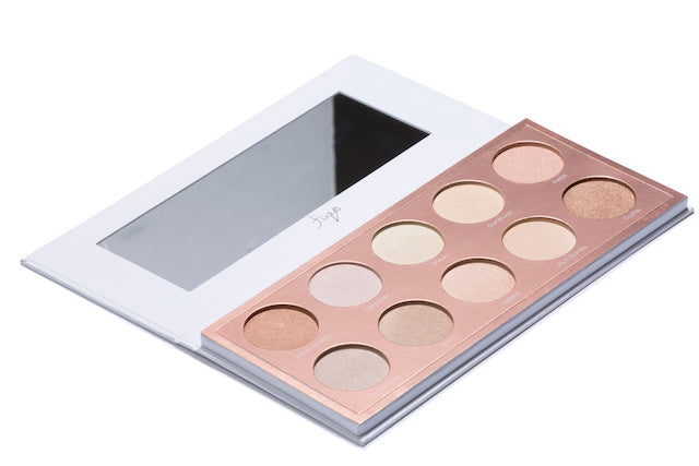 Deluxe Highlighter Glow Palette NEW