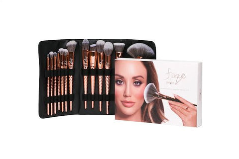 Make-Up Brushes 13 piece.