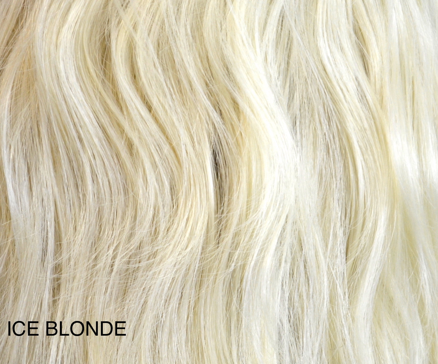 "Charlotte's Miracle Makeover HD Fibre Hair Extensions - 14"" / 22"" - Ice Blonde (PRE ORDER) (1319149535312)"