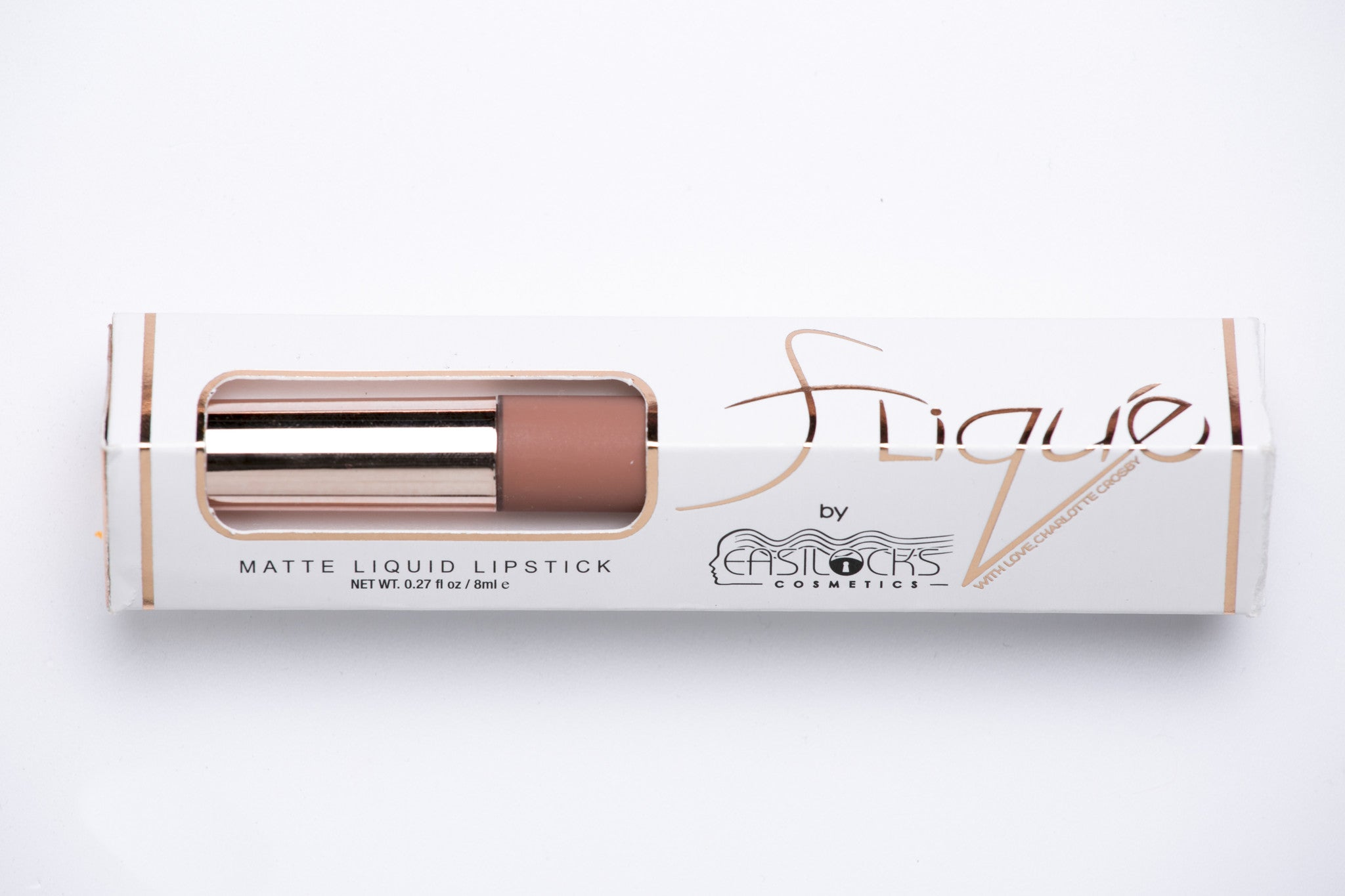 Nude On Fliqué Lip Gloss (8674384521)