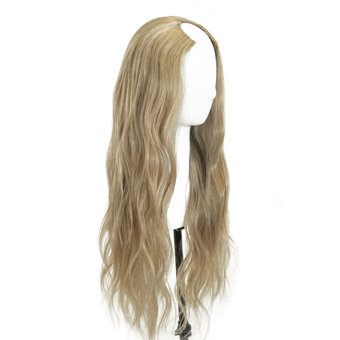"Jordyn X Easilocks HD Fibre 24"" Lace U Part - Pearl Oak (4118719234128)"