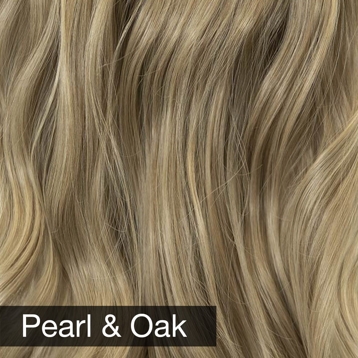Blonde Ombre Hair Extensions	 (4490345971792)