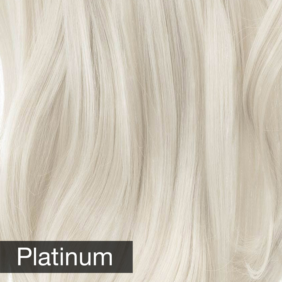 Platinum Blonde Hair Extension Colour (4490345971792)